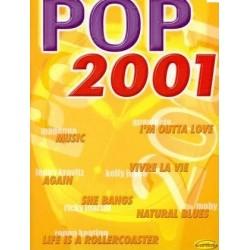 Pop 2001 Piano Chant Guitare