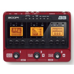 ZOOM B3 Melody music caen