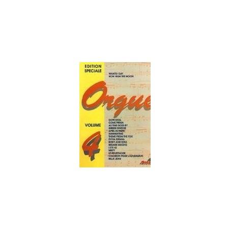 Orgue Edition spéciale vol4