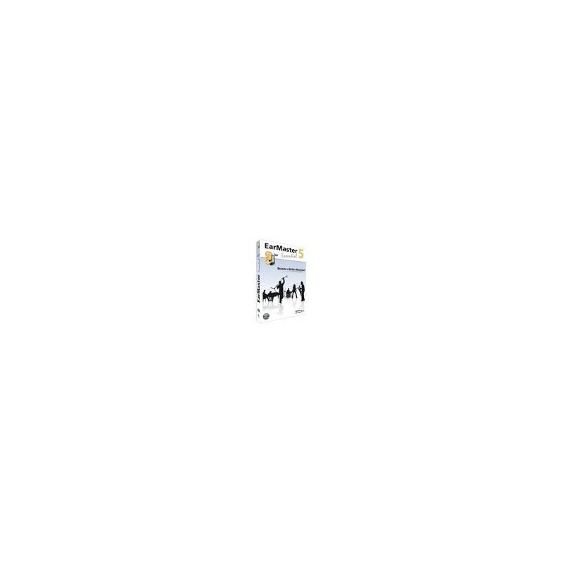 Logiciel EarMaster Essential Melody music caen