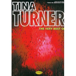 Tina Turner The Very Best Of Piano Chant Guitare