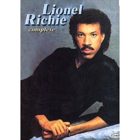 Lionel Richie Complete pour Piano Chant Guitare