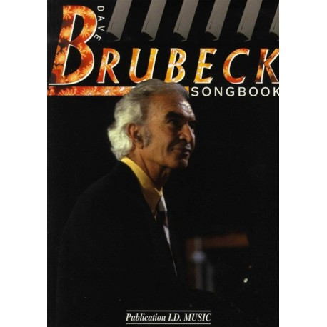 Dave Brubeck songbook pour piano Melody music caen