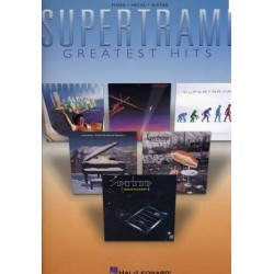 Supertramp greatest hits pour pinao chant guitare