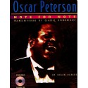 Oscar Peterson Note for note