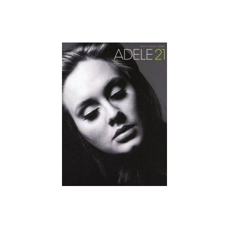 Adele 21 Piano Chant Guitare Melody music caen