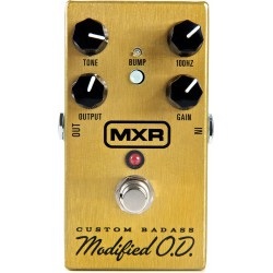 MXR M77 modified overdrive