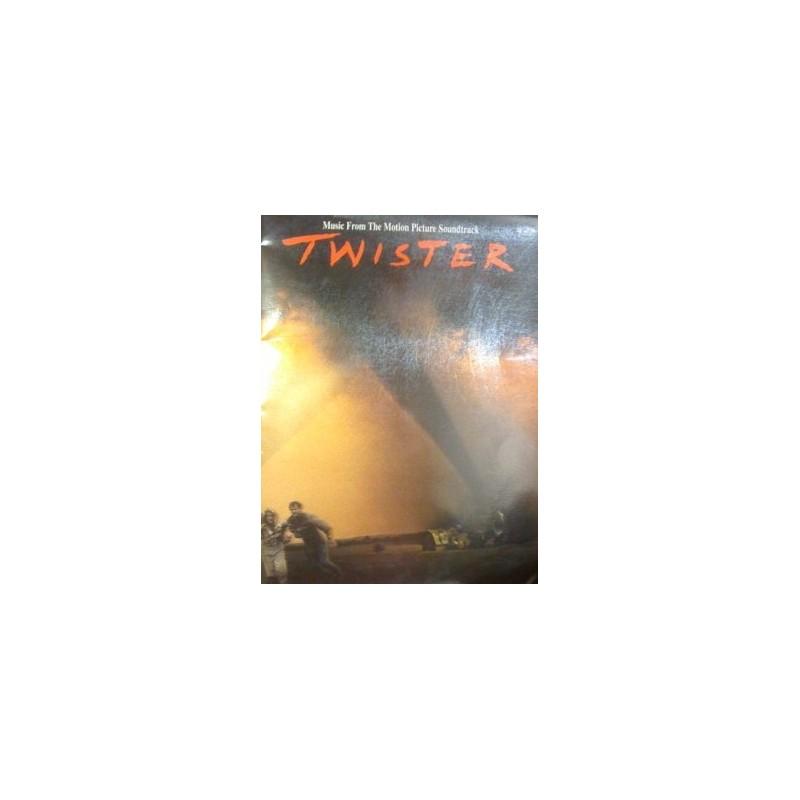 Partition Musiques de films Twister Melody music caen
