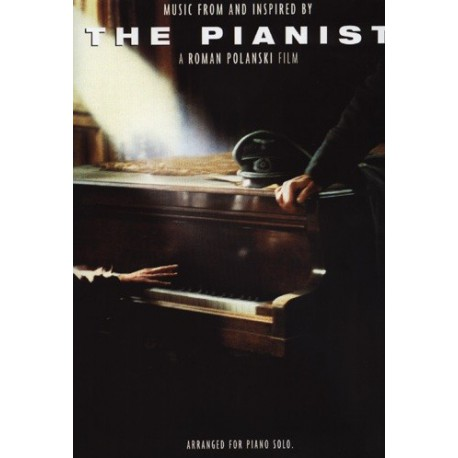 The pianist Roman Polanski film pour piano Melody music caen