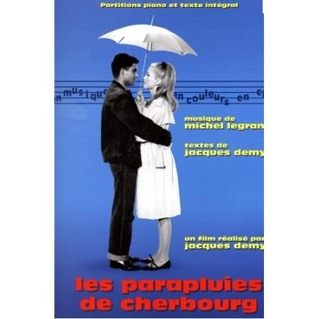 Les parapluies de Cherbourg pour piano