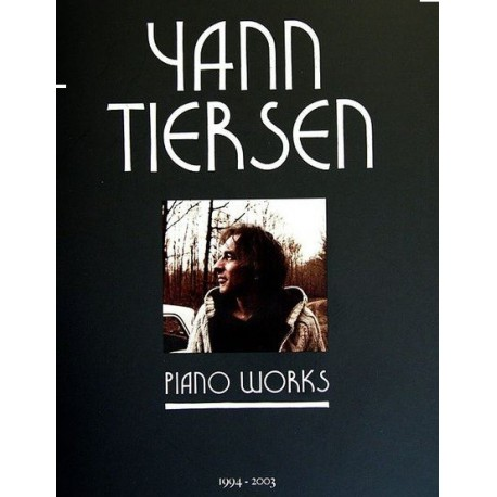 Yann Tiersen Piano Works Melody music caen