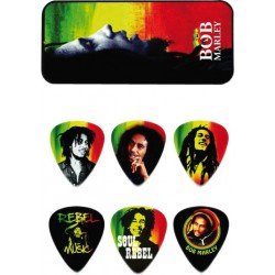 Dunlop Mediators Collector BOB Melody music caen