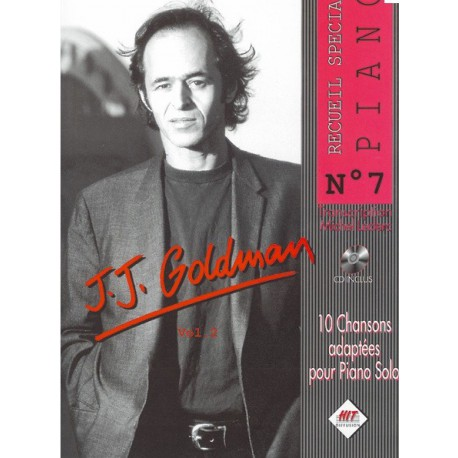 Jean Jacques Goldman Piano solo N°7 Melody music caen