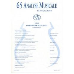65 Analyse Musicale La musique et Nous Liszt