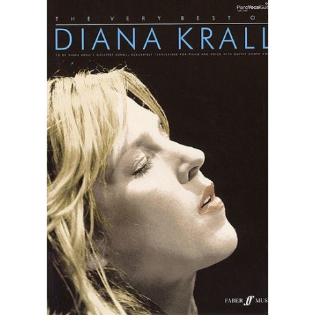 The very best of Diana Krall Piano Voix Guitare Melody music caen