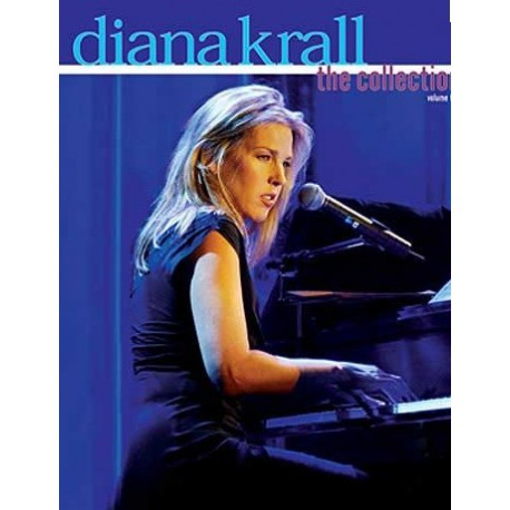 Diana Krall The Collection Vol2 Piano voix guitare Melody music caen