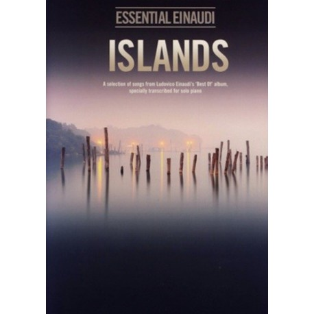 Islands Essential Einaudi Melody music caen