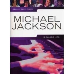 Really easy piano Michael Jackson