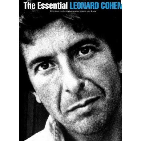 Leonard Cohen The Essential Piano voix guitare Melody music caen