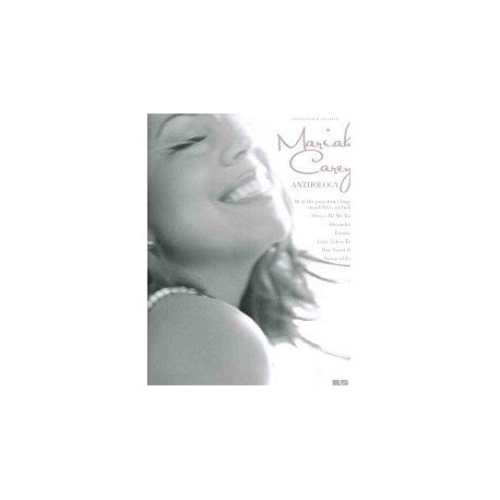 Mariah Carey Anthology Piano voix guitare Melody music caen