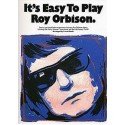 It's easy to play Roy Orbison Arranged by Frank Booth