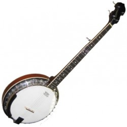 Stagg BJM30 4DL Banjo 4 cordes Melody music caen