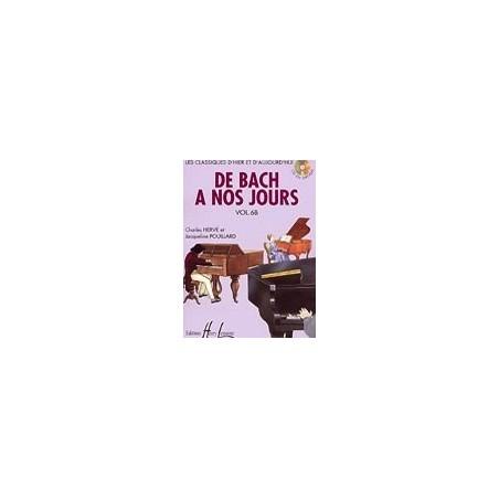 De Bach à nos jours Vol6B