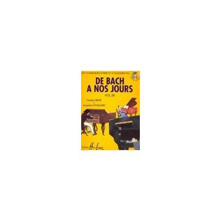 De Bach à nos jours Vol5B