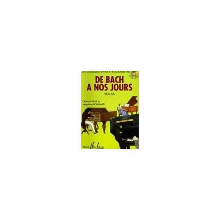 De Bach à nos jours Vol5A