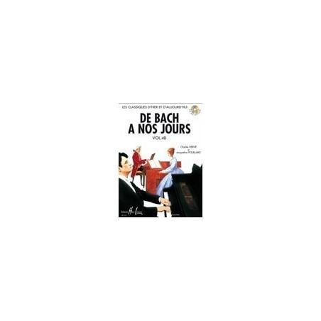 De Bach à nos jours Vol4B