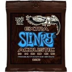 Ernie Ball Slinky Acoustic Extra 2150, 10-50