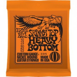 Ernie Ball Slinky Electrique Heavy Bottom 10-52