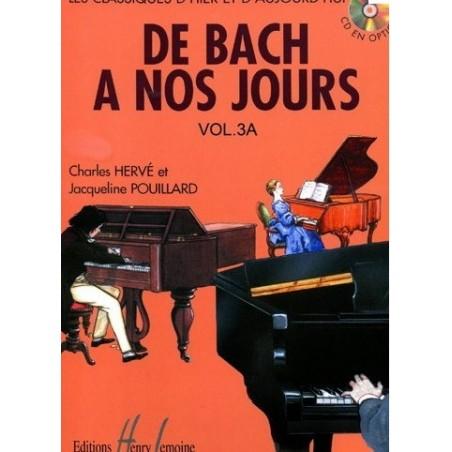De Bach à nos jours Vol3A