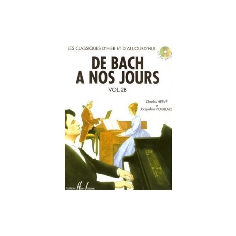 De Bach à nos jours Vol2B Melody music caen