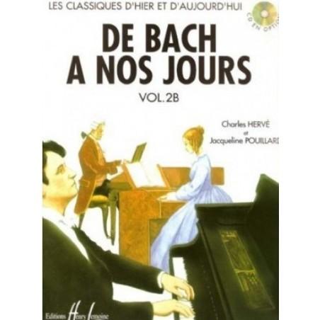 De Bach à nos jours Vol2B