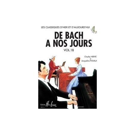 De Bach à nos jours Vol1B