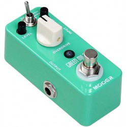 Mooer Green Mile overdrive crunch