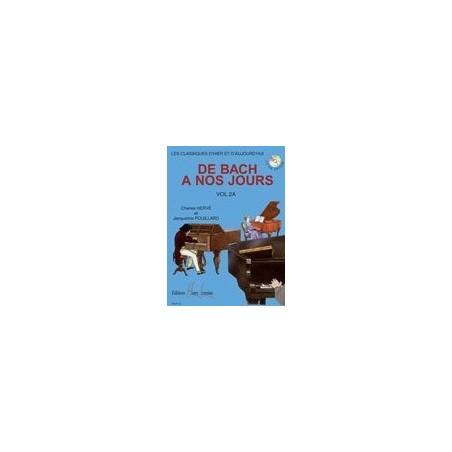 De Bach à nos jours Vol 2A