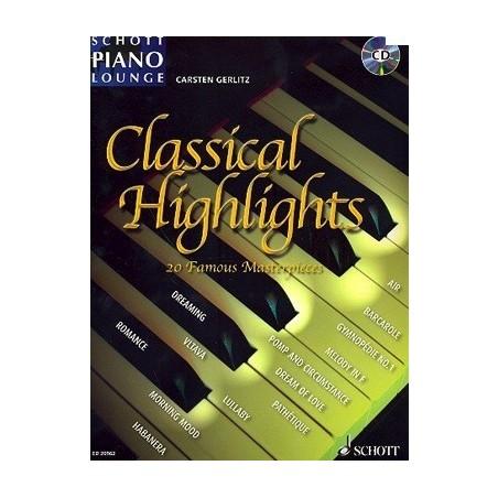 Schott Piano Lounge Classical Highlights