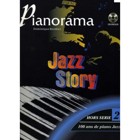 Pianorama Hors Serie 2 Jazz Story Melody music caen