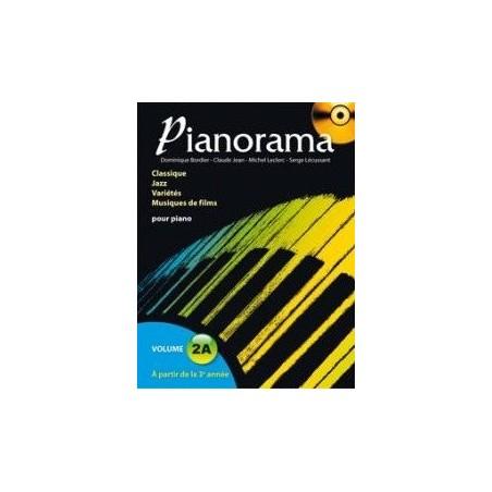 Pianorama Vol. 2A