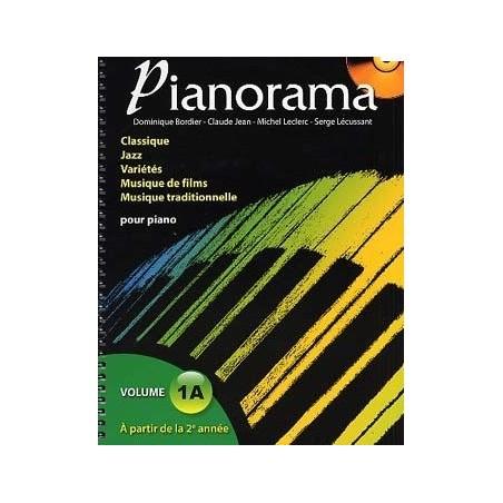 Pianorama Vol. 1A