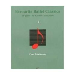 Favourite ballet classics Tschaikowsky Melody music caen