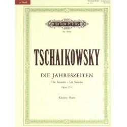 Les saisons op37bis Tschaikowsky N°8968