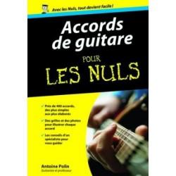 Accord de guitare pour les nuls