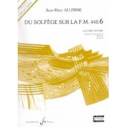 Du Solfège sur la FM 440.6 Lecture et Rythme