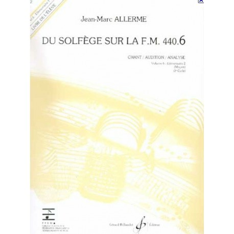 Du Solfège sur la FM 440.6 Chant/Audition/Analyse Melody music caen