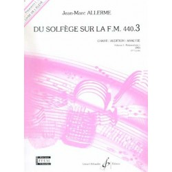 Du Solfège sur la FM 440.3 Chant/Audition/Analyse