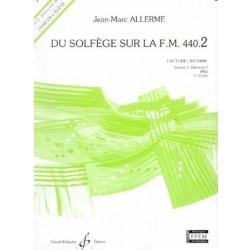 Du Solfège sur la FM 440.2 Lecture/Rythme