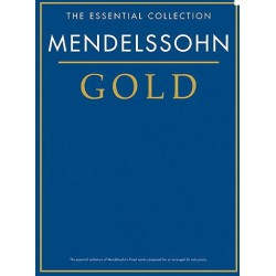 The essential collection Mendelssohn Gold Melody music caen